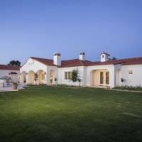 Michael Phelps home in Scottsdale, AZ