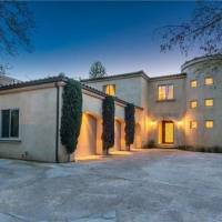Derek Fisher home in Los Angeles, CA