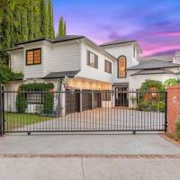 Maurice LaMarche home in Los Angeles, CA
