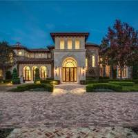 Vernon Wells home in Westlake, TX