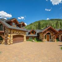 Lindsey Vonn home in Vail, CO