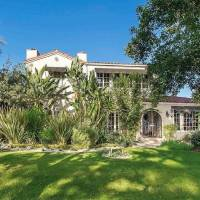 Patrick Stewart home in Los Angeles, CA