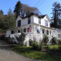 The Goonies House home in Astoria, OR