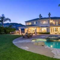 Kendrick Lamar home in Calabasas, CA