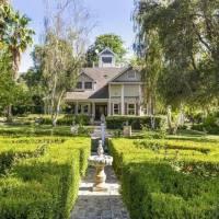 Diane Ladd home in Ojai, CA