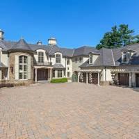 Mary Blige home in Saddle River, NJ