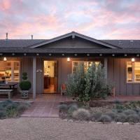 Olivia Newton-John home in Santa Ynez, CA