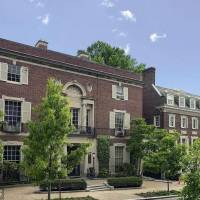 Jeff Bezos home in Washington, DC