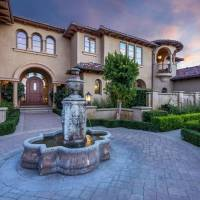 Chris Paul home in Calabasas, CA
