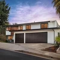Karamo Brown home in Los Angeles, CA