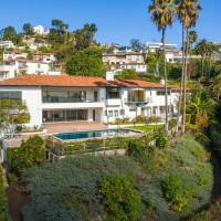 Penny Marshall home in Los Angeles, CA