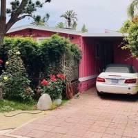Betsey Johnson home in Malibu, CA
