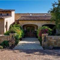 Adrian Gonzalez home in Rancho Santa Fe, CA