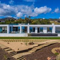 Kathy Griffin home in Malibu, CA