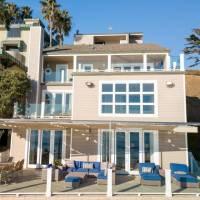 Steve Lavitan home in Malibu, CA