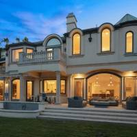 Tracey Edmonds home in Beverly Hills, CA
