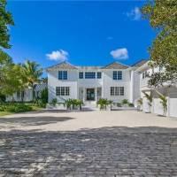 Greg Norman home in Hobe Sound, FL