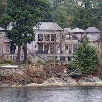 Prince Harry home in North Saanich, BC