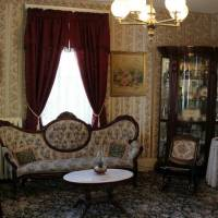 Lizzie Borden home in Fall River, MA