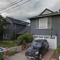 Peter Fonda home in Los Angeles, CA