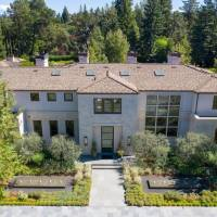 Paul Allen home in Atherton, CA
