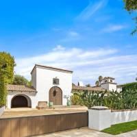 Ryan Murphy home in Beverly Hills, CA