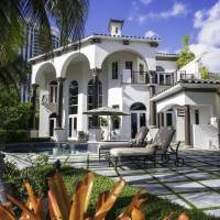 DJ Khaled  home in Miami, FL