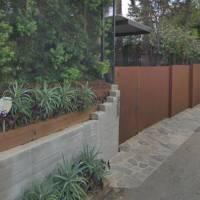 Steven Tyler home in Los Angeles, CA