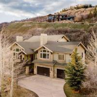 Billy Bush home in Park City, UT