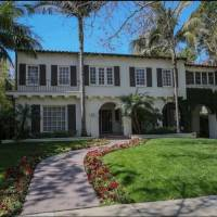 Tavis Smiley home in Los Angeles, CA