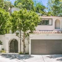 Camila Cabello home in Los Angeles, CA