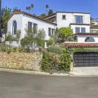 Dan Levy home in Los Angeles, CA