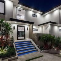 Adam Lambert home in Los Angeles, CA