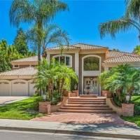 Morris Chestnut home in Calabasas, CA