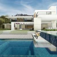 Gary Friedman home in Beverly Hills, CA