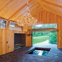 Rachel Maddow home in Cummington, MA