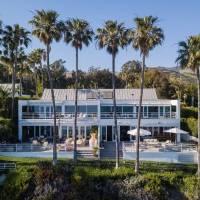 Rosanna Arquette home in Malibu, CA
