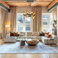 Zayn Malik home in New York, NY