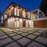 Wiz Khalifa home in Los Angeles, CA