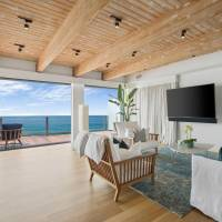Matthew Perry home in Malibu, CA