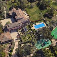 Prince Harry home in Montecito, CA