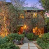 Walton Goggins home in Los Angeles, CA