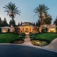 Nikki Sixx home in Westlake Village, CA