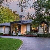 Patrick Mahomes home in Kansas City, MO