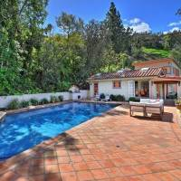 Leona Lewis home in Los Angeles, CA