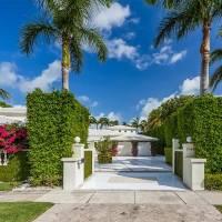 Shakira  home in Miami Beach, FL