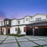 Reggie Bush home in Los Angeles, CA