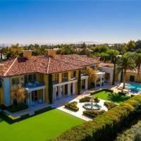 Steve Wynn home in Las Vegas, NV
