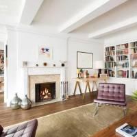 Christine Baranski home in New York City, NY