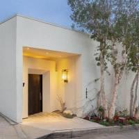 David Geffen home in Beverly Hills, CA